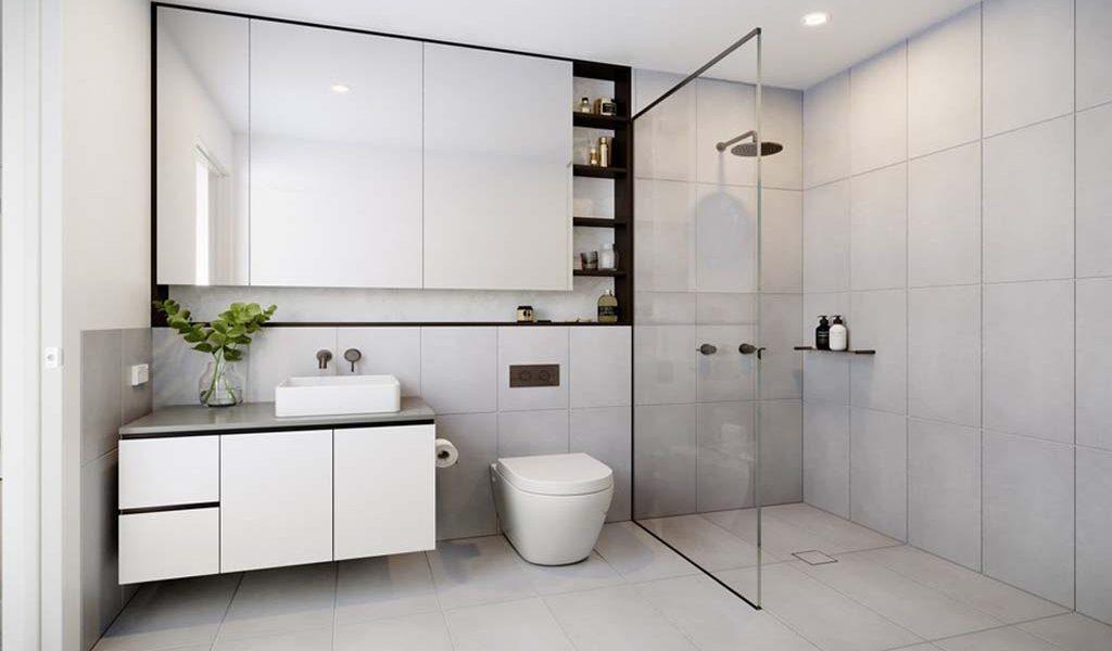 Modern Bathroom Design: Tips
