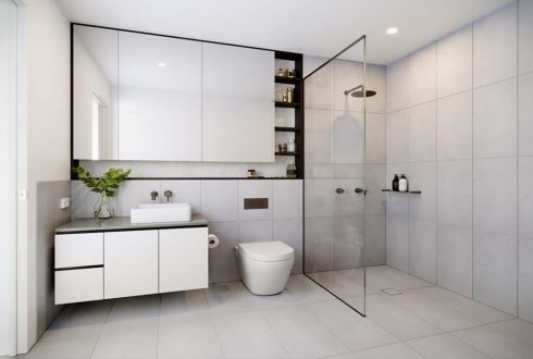 Modern Bathroom Design: Tips